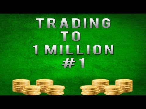 FIFA 12 Ultimate Team | Trading To 1 Million #1