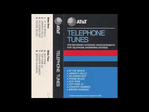 AT&T Telephone Tunes Cassette (1992)