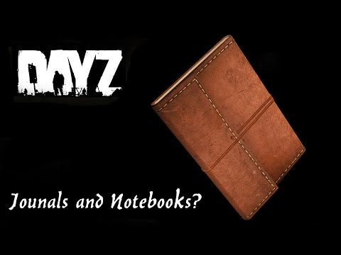 Crafting Notebooks And Journals Dayz Standalone