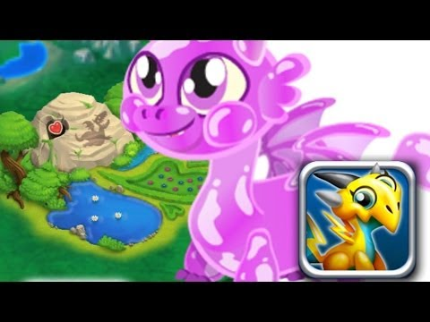 How to breed Jelly Dragon 100% Real! Dragon City Mobile!