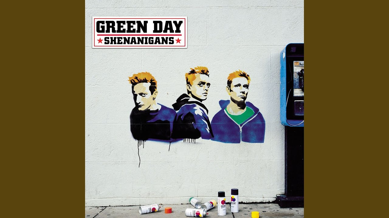 Desensitized - Green Day