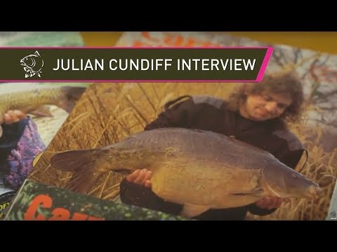 Carp Fishing Legends - Julian Cundiff Interview
