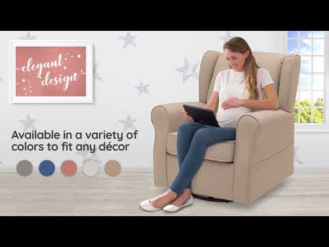 Reston Nursery Glider Swivel Rocker Chair
