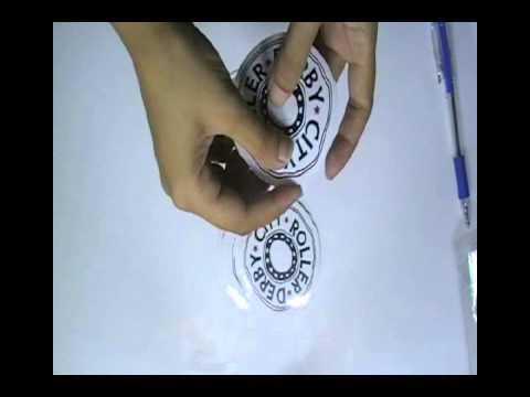 Custom Magnetic Bumper Stickers
