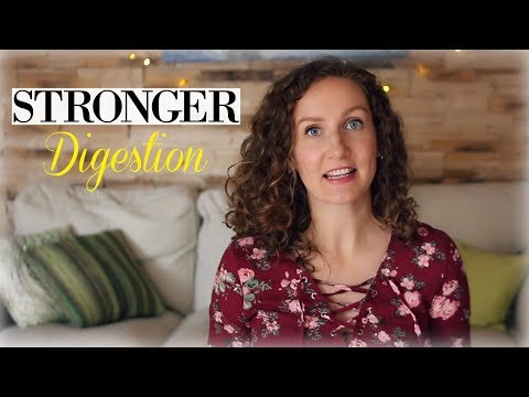 Tips for Stronger Digestion (So You Can Eat Everything!)