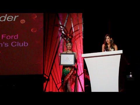 Danielle Ford's speech at Vegas Inc.'s