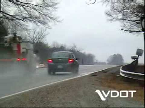 Safety tips: Driving in the Rain