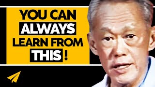 """""""The IMPOSSIBLE Can HAPPEN!"""" - Lee Kuan Yew - Top 10 Rules"""