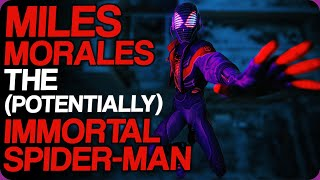 Wiki Weekends | Miles Morales, The (Potentially) Immortal Spider-Man