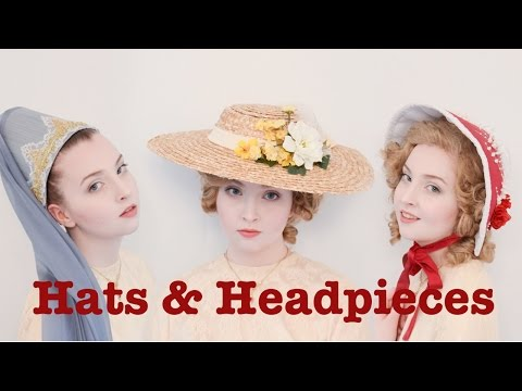 Hat & Headpiece Collection