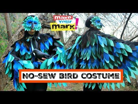 Halloween Bird Costume
