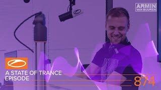 A State Of Trance Episode 874 XXL - ALPHA 9 (#ASOT874) – Armin van Buuren