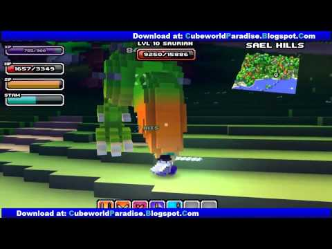 Free Cube World Game Download