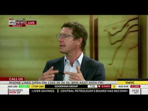 Sky Business: Your Money Your Call March 10 2017 featuring Roger Montgomery