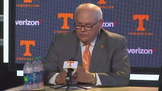 UT Athletics appoints former UT Head Coach Phillip Fulmer as acting director of athletics