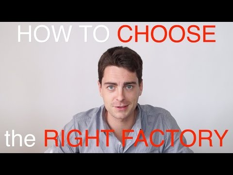 Alibaba: How to Choose the Right Factory in China