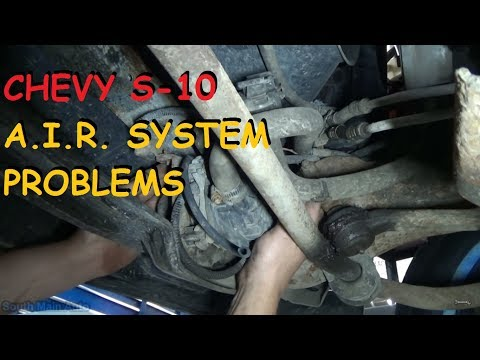 Chevrolet S10 - P0410 A.I.R. Pump Problems