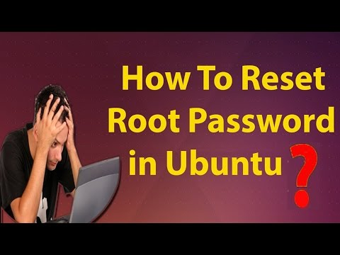 How to Reset Root Password In Ubuntu 12.04 | 14.04 | 15.04 | 16.04 LTS | Net work green live