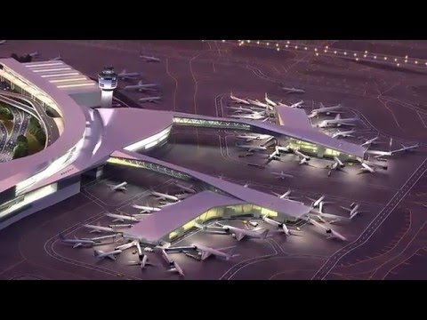 LaGuardia Airport Redevelopment and Parking