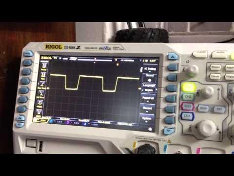 PWM(Pulse Width Modulated) Motor Speed Control using Atmega8 and Joystick