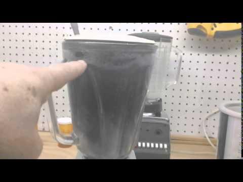 Graphene blender method test Day 3