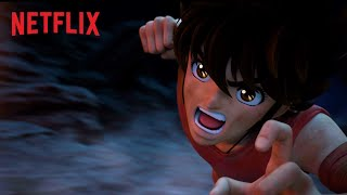 Saint Seiya: Knights of the Zodiac   Official Trailer   Netflix