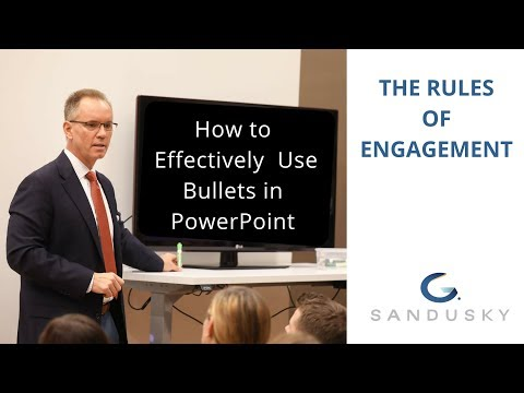 How to Effectively Use Bullets in PowerPoint