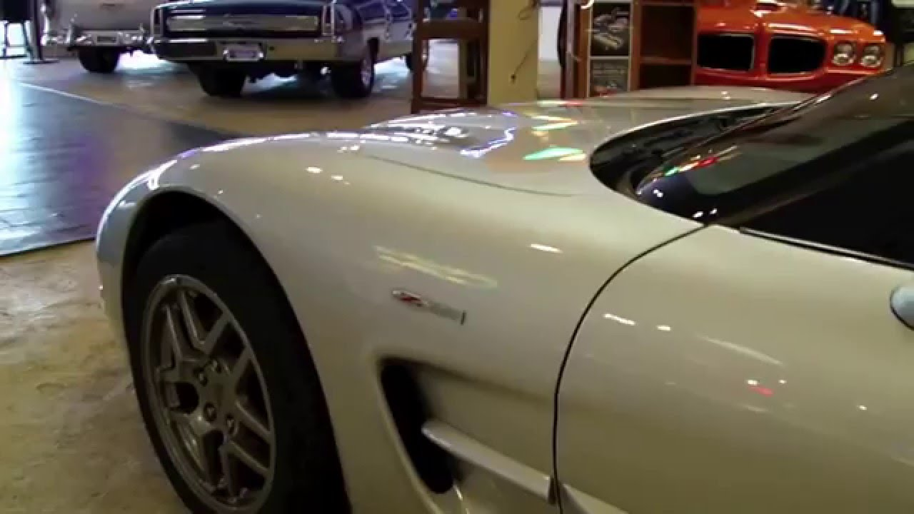 2003 Chevy Corvette Z06 For Sale