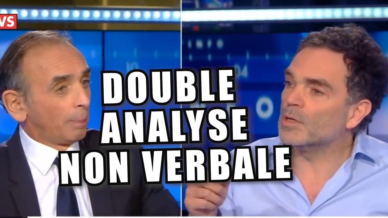Analyse non verbale du Duel Eric Zemmour Vs Yann Moix - Analyse #14