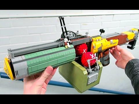 LEGO Junkrat's Frag Launcher - Overwatch
