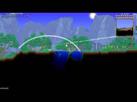 (Outdated) Terraria 1.2 : All Dungeon Chest Weapons and How to Get Them Easily