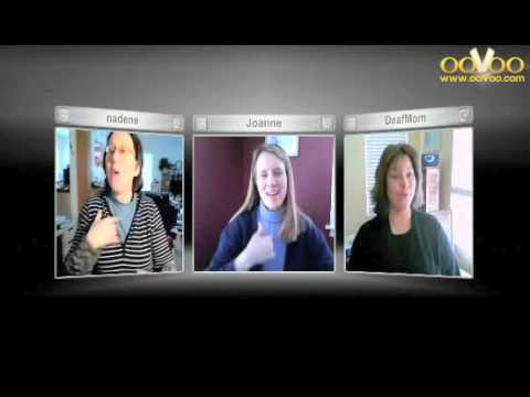 'My ooVoo Day With' recap (long format)