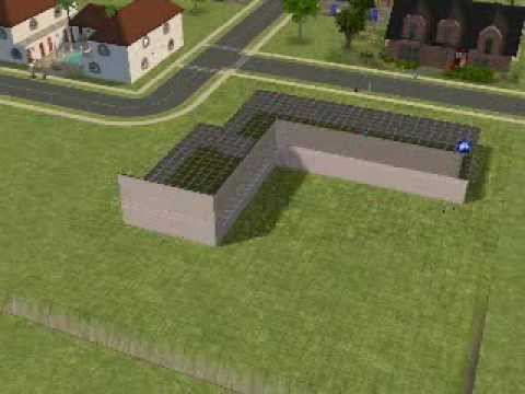 How to make apartments in Sims 2