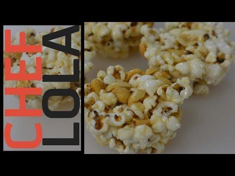 Honey Popcorn Cup Cakes Recipe - Chef Lola