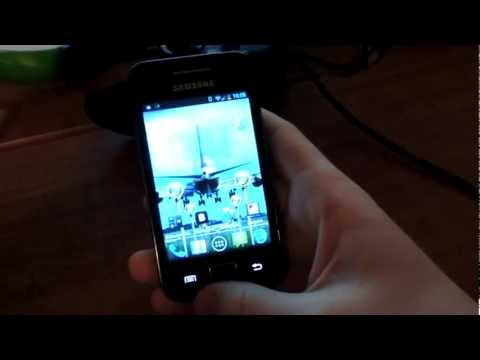 Android 4.0.4 on Samsung Galaxy Ace [Russian]