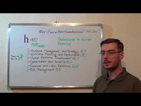 PHR – Professional Exam Human Resources Test PHR Questions