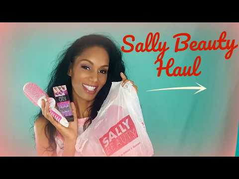 Sally Beauty Haul!