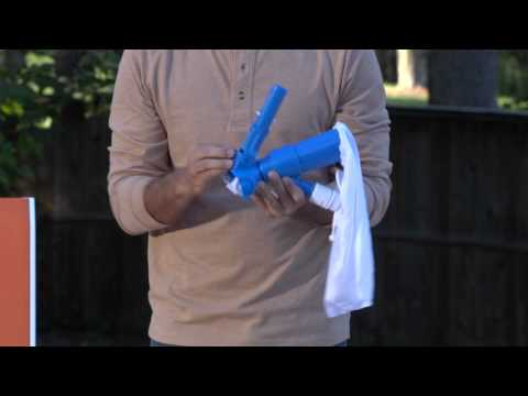 How to Assemble an HTH Spa & Small Pool Vacuum (For Pop-up and Above Ground Pools) by HTH