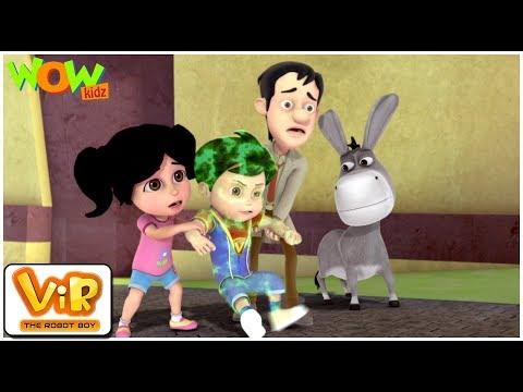 Xxx Mp4 Vir The Robot Boy Hindi Cartoon Shows For Kids Powerless Vir Animated Cartoon Wow Kidz 3gp Sex