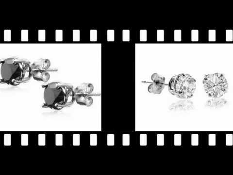 diamond stud earrings-How to choose the best diamond stud earrings in the market