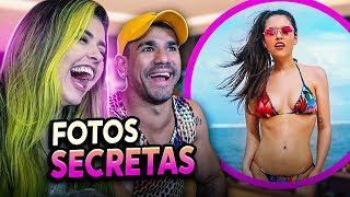 MOSTRAMOS as FOTOS que ELA ESCONDIA!! (SEGREDOS DO INSTAGRAM)