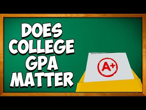 Does College GPA Matter?