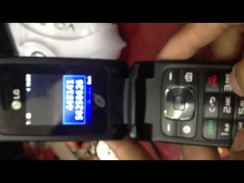LG420g Tracfone Unlock Failed