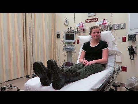 EMERGENCY ROOM VISIT!!! IS IT A BROKEN ARM?!?! 🚑🏥