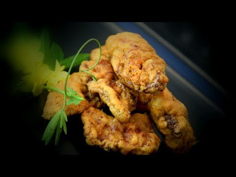 Chinese Deep Fried Battered Pork Belly (Chinese Style Cooking Recipe)