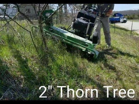 Brush Mower Build pt 2