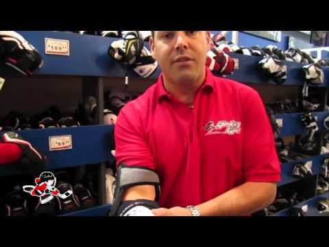 How To Properly Fit Elbow Pads: Pro Hockey Life