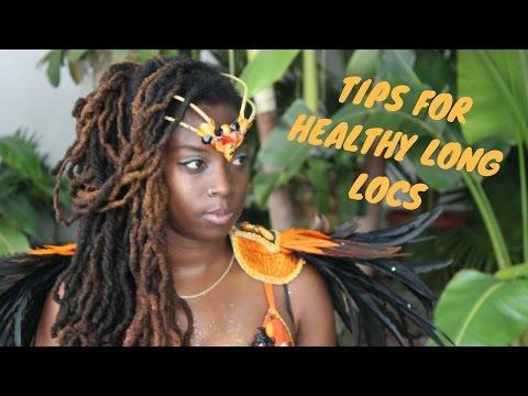LOC MAINTENANCE I TIPS TO GET LONG HEALTHY LOCS/HAIR I ESSENCEOFSHAY