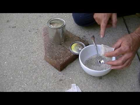 Saw dust coffee trick to keep mosquito away. Great for camping too. Repelant