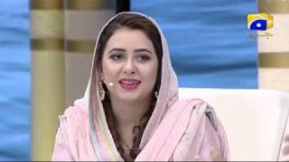 Geo Ramzan Iftar Transmission - 10 May 2019 - Ehsaas Ramzan